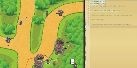 Aprende a programar jugando | Paco-Benarque | Scoop.it