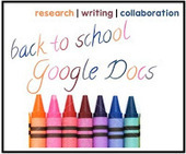 Back to School with Google Docs | Instructional Technology Resources | Scoop.it