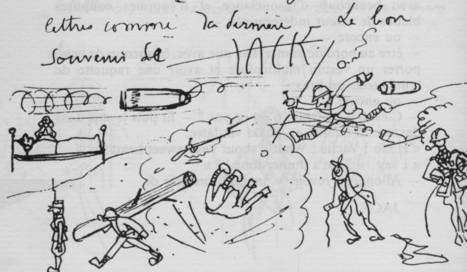 """La guerre... """"Quel rêve curieux, n'est-ce pas ? """". Jacques Vaché au front, septembre 1916. [Comité de l'histoire du lycée Clemenceau de Nantes]   Histoire 2 guerres   Scoop.it"""