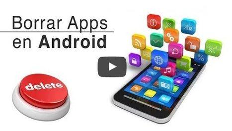Eliminando las apps preinstaladas en android   Aprendiendoaenseñar   Scoop.it