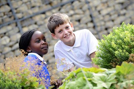 School enlists gardening expert to create 'edible campus'   edible landscaping   Scoop.it
