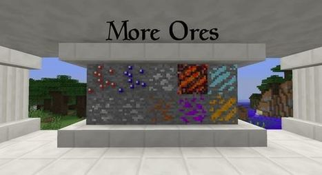 SIMPLE ORES 1.7.10 TÉLÉCHARGER