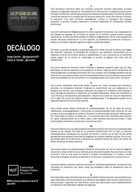 Instrucciones para hacer un MOOC. | Pedalogica: educación y TIC | Scoop.it