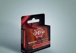 Attention, bacon addicts: Company creates condom that looks, and tastes,  like bacon | The Butter | Scoop.it