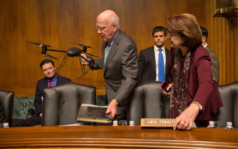 Senate Panel Weighs Privacy Concerns Over Use of Drones | Gov & Law Current Events!! | Scoop.it