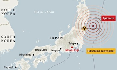 Japan earthquake has raised pressure below Mount Fuji, says new study | Geology | Scoop.it