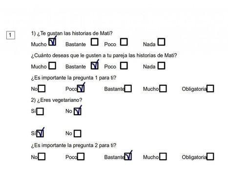 El algoritmo de los cupidos 2.0 - 20minutos.es (blog) | Social Network Analysis | Scoop.it