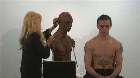 Sculpture: Sergei Polunin prend la pause   16s3d: Bestioles, opinions & pétitions   Scoop.it