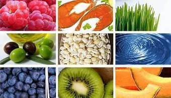 7 Superfoods to Help You Live Longer (w / Infographic) | Plantsheal | Scoop.it