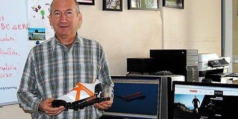 Enko, les chaussures de course audoises au salon CES de Las Vegas | Sport et innovation | Scoop.it