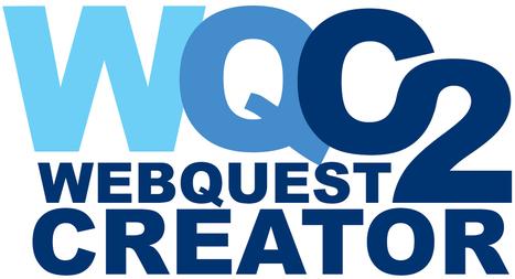 Webquest Creator 2 | Herramientas web para contar historias - storytelling | Scoop.it