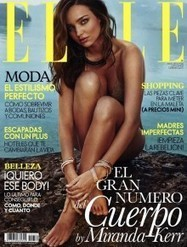 Miranda Kerr for Elle Spain by Xavi Gordo | TAFT: Trends And Fashion Timeline | Scoop.it