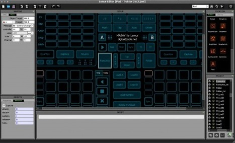 Review & Video: Lemur Touchscreen Software Controller for iPad - Digital DJ Tips | DJing | Scoop.it