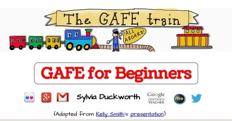 GAFE for beginners (Google Apps for Education) | Technology in the Classroom | Scoop.it