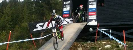 Red Bull Mountain Bike 360° Video   Technology is the Mind   Scoop.it