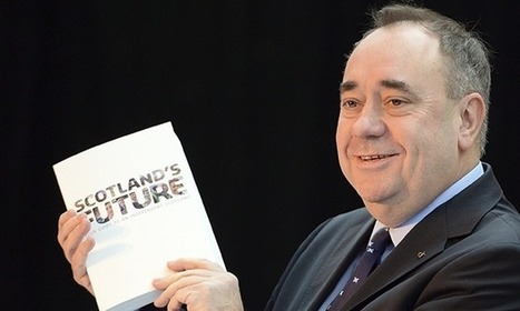 Independent Scotland would keep sterling, says Alex Salmond | Referendum 2014 | Scoop.it