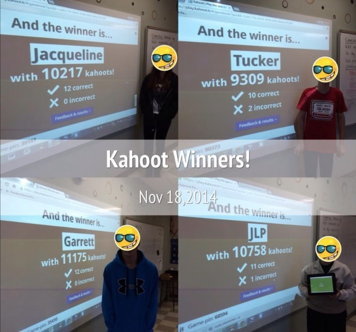 Funny Kahoot Names: Kahoot (With Embellishments From Desmos)