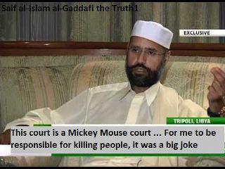 Opinio Juris » Blog Archive » Registry Report on Gaddafi's Situation in Libya | Saif al Islam | Scoop.it