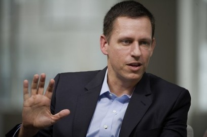 Podcast: Peter Thiel on leadership | Business and Leadership: A merging change agent | Scoop.it