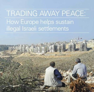 GROUNDBREAKING REPORT | How Europe helps sustain illegal Israeli settlements | estadísticas | Scoop.it