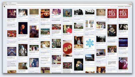 Vos photos Facebook à la manière de Pinterest : Friendsheet - Blog du modérateur | Gouvernance web - Quelles stratégies web  ? | Scoop.it