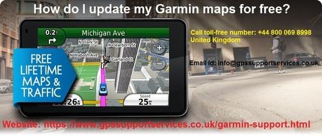 garmin lifetime updater