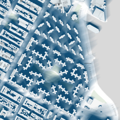 Mapping the Shadows of New York City: Every Building, Every Block | Navigate | Scoop.it