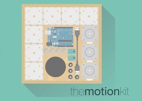 TheMotionKit Arduino Educational Kits Unveiled (video)   STEM   Scoop.it