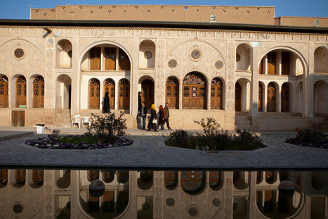 Restoring Iran's Majestic Homes in a High-Rise Era | The New York Times | Kiosque du monde : Asie | Scoop.it