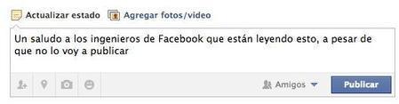 Facebook también sabe lo que quieres escribir y al final no publicas | Comunicación digital | Scoop.it