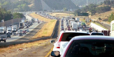 California Freeways Will Soon Generate Electricity | Cool Future Technologies | Scoop.it