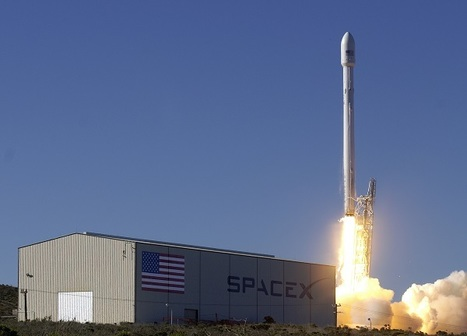 Already Used Falcon 9 May See A Relaunch | More Commercial Space News | Scoop.it