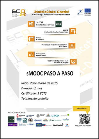 UNED | sMOOC Paso a Paso | TIC y Educación (ICT and Education) | Scoop.it