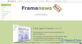 Framanews : le remplaçant de Google Reader par Framasoft | Veille, curation, IE, KM, E-réputation | Scoop.it