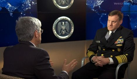 NSA chief: 'Paris would not have happened' without encrypted apps | Exploring Current Issues | Scoop.it