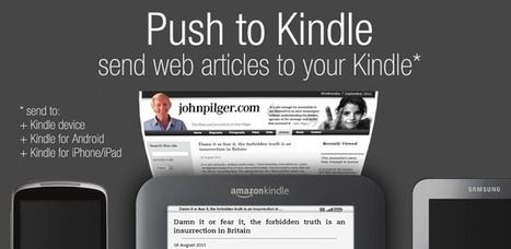 Push to Kindle - Android Apps on Google Play | Android Apps | Scoop.it