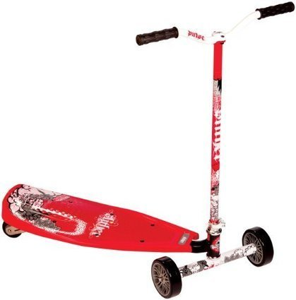 Pulse Slither Scooter with Sidewalk Shredder Gr