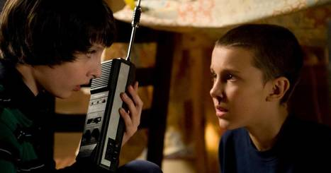 'Stranger Things': How Two Brothers Created Summer's Biggest TV Hit | A2 Media Studies | Scoop.it