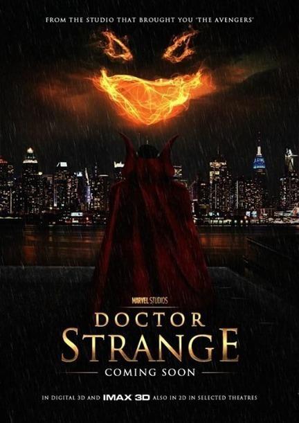 فيلم Doctor Strange 201