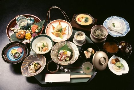 Japan's Impressive Life Expectancy Linked to Nation's Healthy Diet | Healthy Eating - Recipes, Food News | Scoop.it