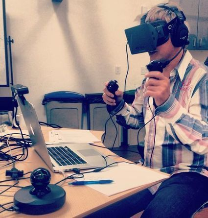 "New World Notes: Philip Rosedale's New Virtual World to Launch With Oculus Rift Integration ""Out of the Box"" 