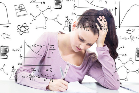 Maths anxiety is creating a shortage of young scientists ... here's a solution | Educated | Scoop.it