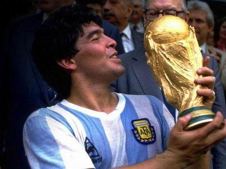 Diego Maradona Hd Wallpaper Images