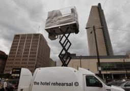 For $50,000, stay in Denver hotel's pop-up inflatable room in the air  | Radio Show Contents | Scoop.it