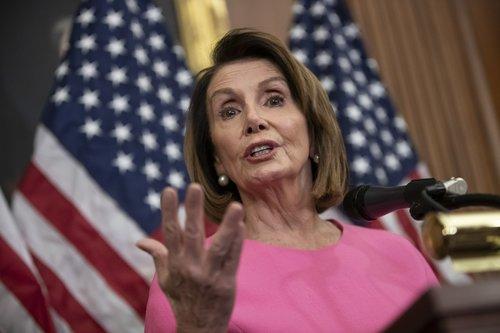 Pelosi unveils plans to establish new House diversity office
