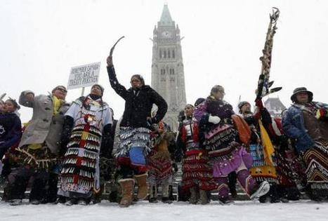 Idle No More Day of Action Sweeps Turtle Island and Beyond - ICTMN.com | AboriginalLinks LiensAutochtones | Scoop.it