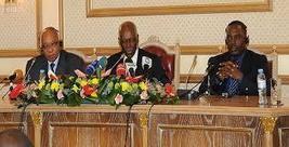 José Eduardo dos Santos évoque des actions sur « le plan militaire si cela est nécessaire » | CONGOPOSITIF | Scoop.it