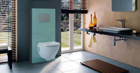 Rénover une salle de bains sans tout changer   Immobilier   Scoop.it