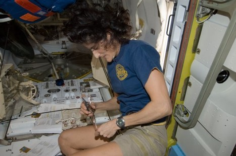 Take a Guided Tour of the International Space Station [VIDEO] | EduTech Chat | Scoop.it