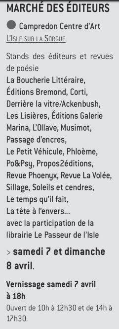 editeurs vaucluse